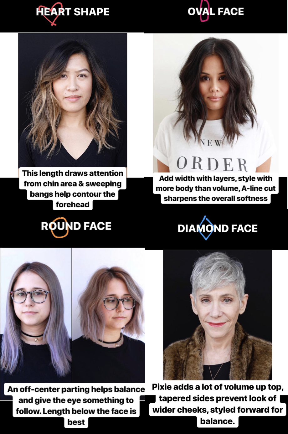 Cuts For Your Face Shape Anh Co Tran